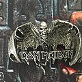 Iron Maiden - Pin / Badge - Iron Maiden - Monsters Of Rock Pin