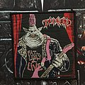 Tankard - Patch - Tankard - Fat, Ugly & Live Patch