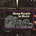 Deep Purple in Rock vintage patch