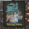 Death - Patch - Death - Spiritual Healing - Patch 1990
