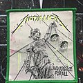 Metallica - Patch - Metallica - And Justice For All Patch