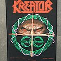 Kreator - Patch - Kreator - Hallucinative Comas Backpatch