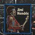 Jimi Hendrix - Patch - Jimi Hendrix Vintage Patch