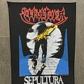 Sepultura - Patch - Sepultura - Escape To The Void Backpatch