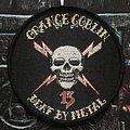 Orange Goblin - Deaf By Metal Patch