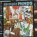 Dimple Minds - Patch - Dimple Minds - Durstige Männer Patch