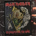 Iron Maiden - Patch - Iron Maiden - No Prayer For The Dying Patch
