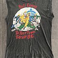 Destruction - TShirt or Longsleeve - Hell Comes To Your Town Tour '86