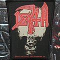Death - Patch - Death - Individual Thought Patterns Patch