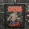 Kreator - Patch - Kreator - Extreme Aggression Patch