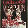 Cannibal Corpse - Patch - Cannibal Corpse - Butchered At Birth Backpatch