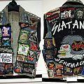 Hille seine Kutte aus den 80ern Battle Jacket