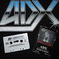 ADX - Tape / Vinyl / CD / Recording etc - ADX - Execution (cassette tape)