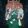 Metal Church - Fake Healer backpatch