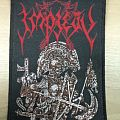 Patch - Impiety-K.A.O.S. Kommand696 (Official woven patch)