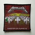 "Metallica ""Master of Puppets"" original patch for [Turkey-man]"