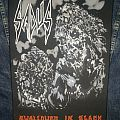 Sadus - Swallowed In Black backpatch
