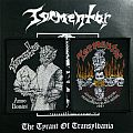 Tormentor (Black Metal Hungarian) official woven patches