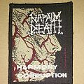 Napalm Death - Patch - Napalm Death patch for Spectrum