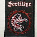 Sortilege official woven patch