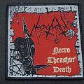 Necrodeath - Patch - Black Thrash Till Decay