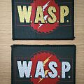 WASP logo Patch