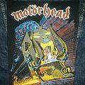 Motorhead - Orgasmatron backpatch