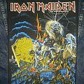 Iron Maiden - Live After Death backpatch