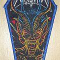 Nifelheim - Devil's force official woven patch