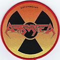 Attomica official woven patch