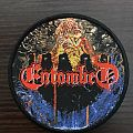 Entombed - Clandestine woven patch V.2