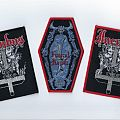 INCUBUS, FUNERAL NATION official woven patch