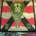 Patch - S.O.D. Speak English or Die Patch!