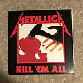 Metallica: Kill 'Em All Vinyl Tape / Vinyl / CD / Recording etc