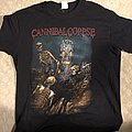Cannibal Corpse: A Skeletal Domain Shirt