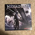 Megadeth: Dystopia Vinyl Tape / Vinyl / CD / Recording etc