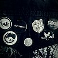 Genocide - Pin / Badge - Right Pocket Badges