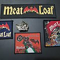 my little collection of Meat Loaf