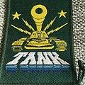 Tank - Patch - Vintage TANK Honour & Blood Patch