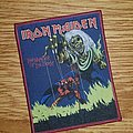 "Iron Maiden ""the number of the beast"" Patch"