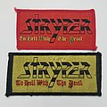 Stryper - Patch - Vintage STRYPER To Hell With The Devil
