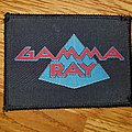 Vintage GAMMA RAY Heading for Tomorrow Patch
