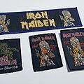 Iron Maiden - Patch - Iron Maiden 'Killer set'