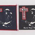 Black Sabbath - Patch - VG Tony Iommi