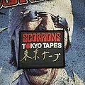 Scorpions Vintage Tokio Tapes Patch
