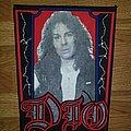 """""""Ronnie James Dio Portrait"""" Patch"""