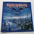 Iron maiden - brave New World  Patch