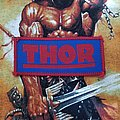 "The Metal Thunder God "" THOR "" Patch"