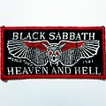 Vintage Black Sabbath Heaven And Hell World Tour