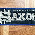 Saxon Heavy Metal For Muthas